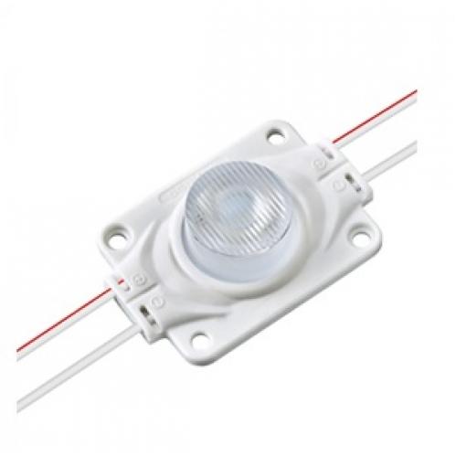 LED Modul SAMSUNG 2.8W/250lm, so šošovkou, teplá biela