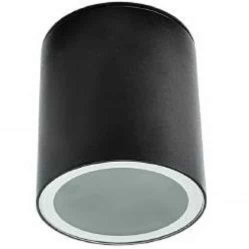 Kúpelňové vodeodolné svietidlo SHOWER-O-W MIN, 1xGU10, čierna