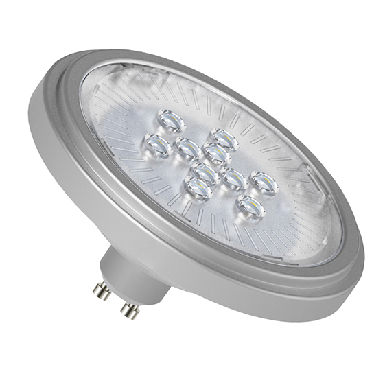 Kanlux LED žiarovka ES111 GU10/11W/900lm, studená biela