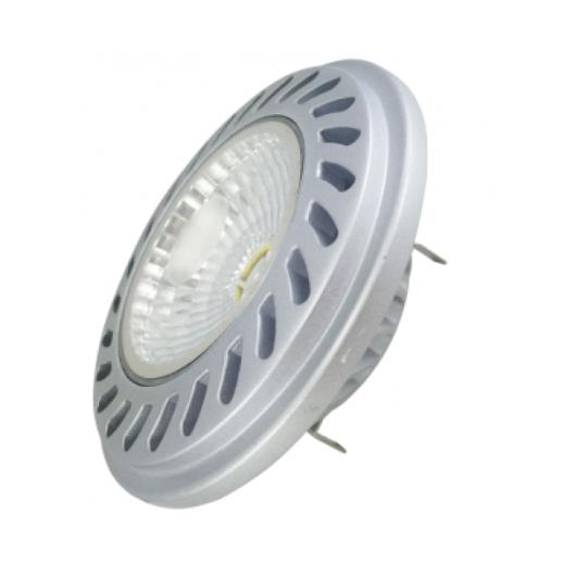 LED žiarovka AR111 G53/18W/1700lm, ICD, neutrálna biela
