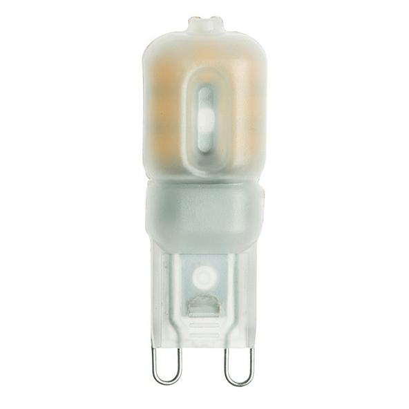 LED žiarovka G9 2,5W/210lm, teplá biela