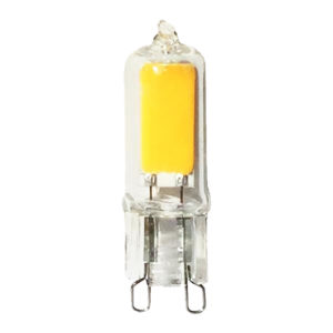 LED žiarovka G9 2W/200lm, teplá biela