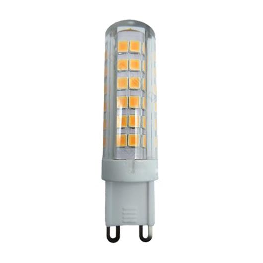 LED žiarovka G9 5W/450lm, teplá biela