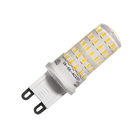 LED žiarovka G9 5W/380lm, teplá biela