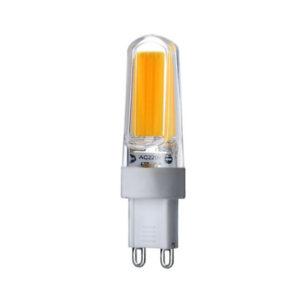 LED žiarovka G9 3W/300lm, studená biela