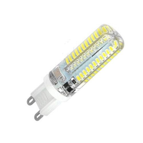 LED žiarovka G9 5W/350lm, studená biela