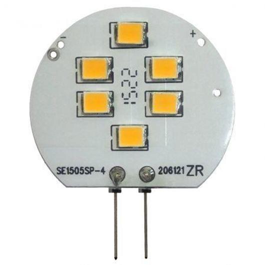 POLUX Platinum LED žiarovka G4 1.5W/120lm, teplá biela