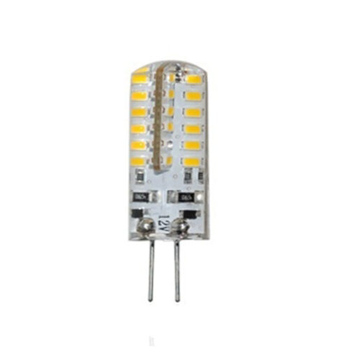 LED žiarovka G4 3W/360lm, studená biela