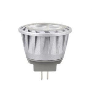 LED žiarovka MR11 3,3W/230lm, studená biela