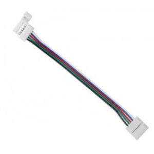 Konektor spojka pre RGBW LED pásik 12mm P+K+P