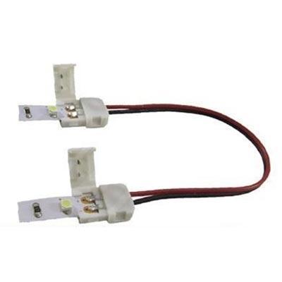 Konektor, spojka pre LED pás 8mm, 2-pinový