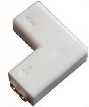 Rohová spojka pre LED pásiky 8 mm