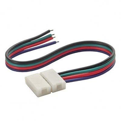 Konektor pre RGB LED pásiky 10mm