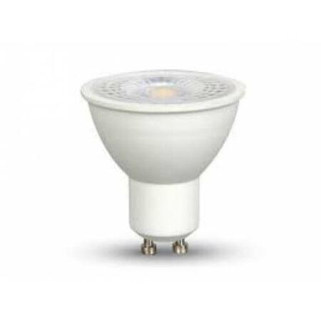 LED žiarovka GU10/6W/475lm, ICD, 38°, neutrálna biela