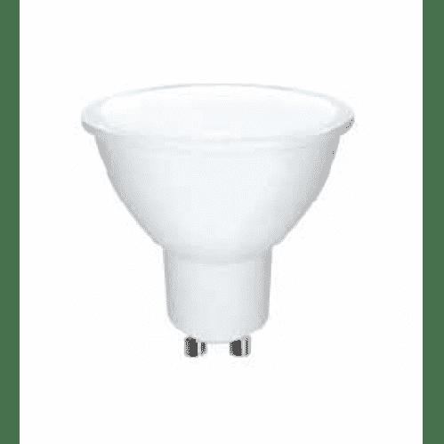 LED žiarovka GU10/6W/470lm, ICD, 105°, teplá biela