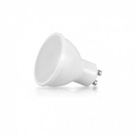 LED žiarovka GU10/6W/430lm, ICD, 120°, studená biela