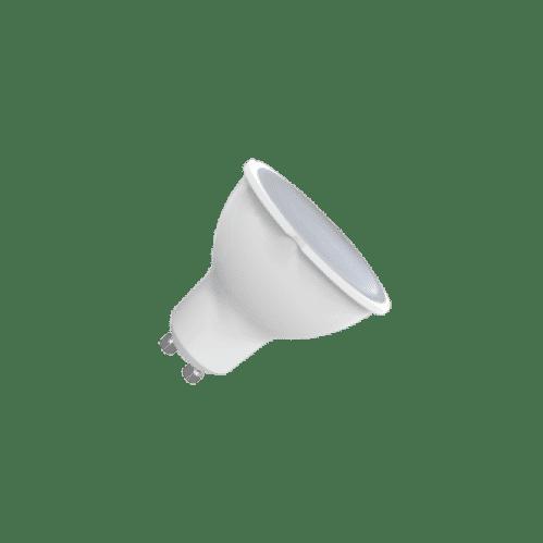 LED žiarovka GU10/8W/635lm, ICD, 120°, studena biela