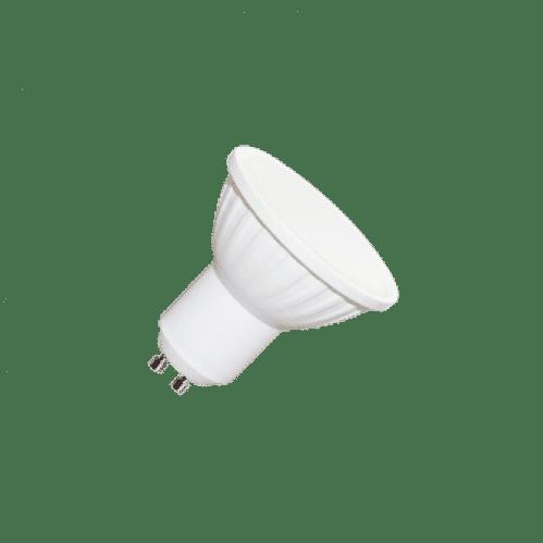 LED žiarovka GU10/5W/380lm, ICD, 120°, teplá biela