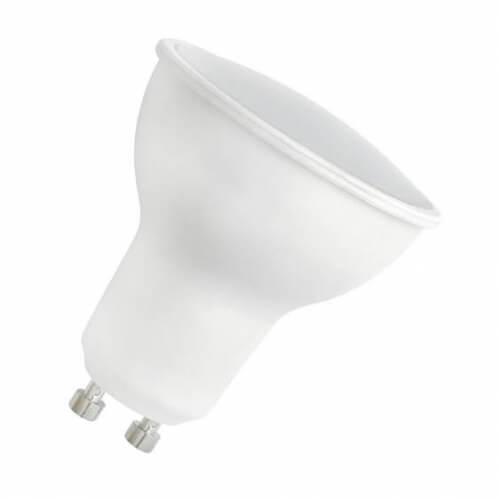 LED žiarovka Polux PLATINUM GU10/9W/900lm, 110°, teplá biela