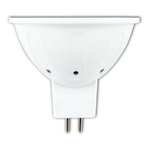 LED žiarovka MR16/6W/330lm, COB, studená biela