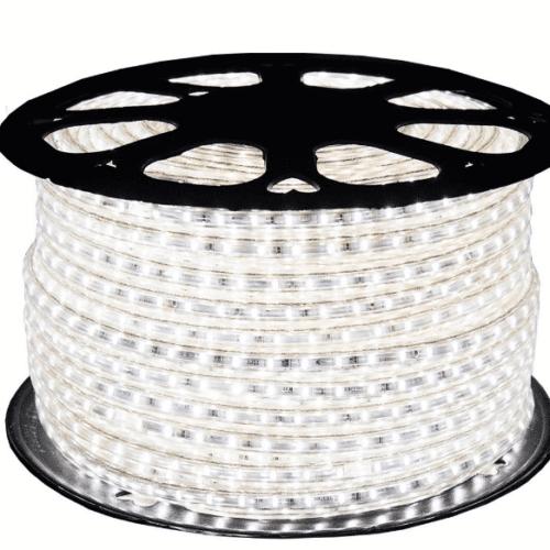 LED pás, 230V, IP67, 7.2W/m, 60LED/m, 540Lm/m, studená biela