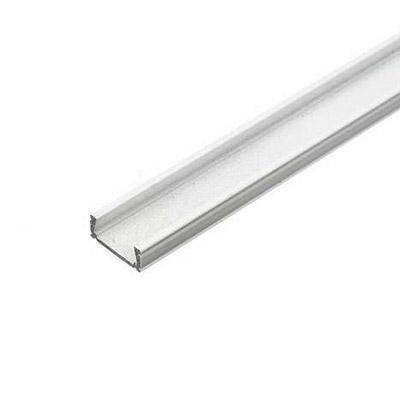 LED profil Minilux bez krytky, hliník 1m