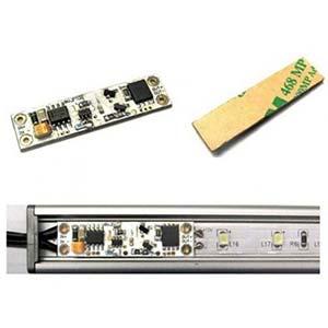Bezdotykový vypínač pre LED pás