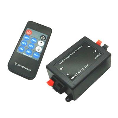 RF dotykový stmievač pre LED pásy + prijímač