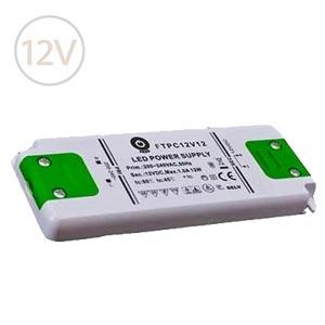 Nábytkový LED napájací zdroj 12V / 15W / SLIM