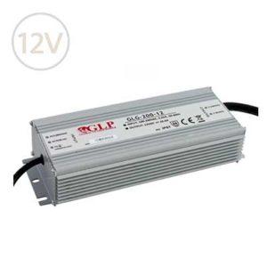Vodeodolný napájací zdroj pre LED pásy 12V / 200W / IP67