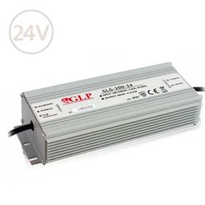 Vodeodolný napájací zdroj pre LED pásy 24V / 200W / IP67