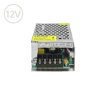 Prachuvzdorný napájací zdroj pre LED pásy 12V / 40W / IP20