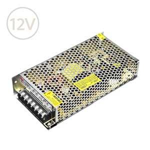 Prachuvzdorný napájací zdroj PREMIUM pre LED pásy 12V / 200W / IP20