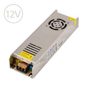 Prachuvzdorný napájací zdroj pre LED pásy 12V / 360W / IP20