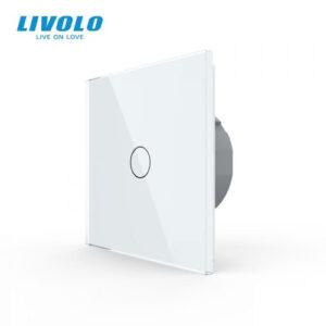 LIVOLO VL-C701-11 dotykový vypínač č.1 biely