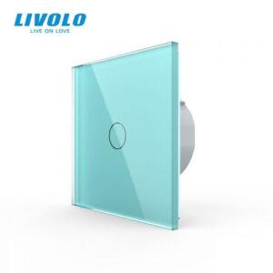 LIVOLO VL-C701-18 Dotykový vypínač č.1│Zelený