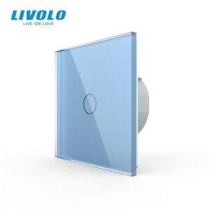 LIVOLO VL-C701-19 Dotykový vypínač č.1│Modrý
