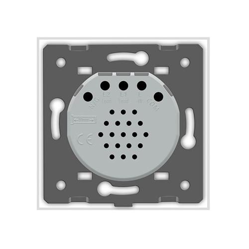 LIVOLO VL-C702-11 Dotykový vypínač č.5 - biely