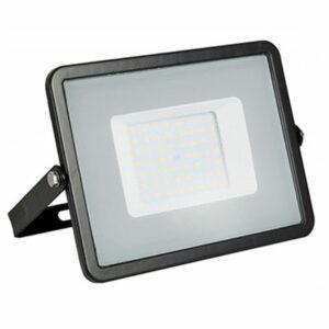 SLIM LED reflektor 50W / 4 500lm / Studená biela