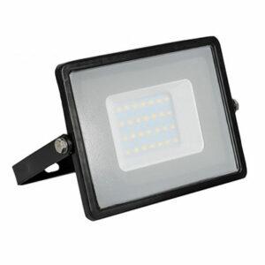 SLIM LED reflektor 30W / 2 500lm / Studená biela