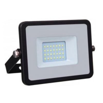SLIM LED reflektor 20W / 1 500lm / Studená biela
