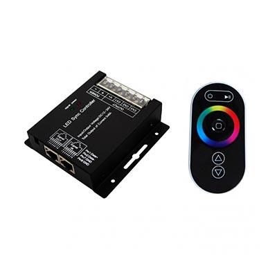 RF diaľkové ovládanie pre RGB LED pásy