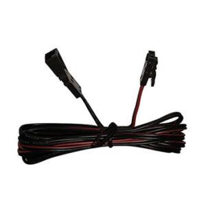 Predlžovací kábel mini klip 2m, 2x0.35m2