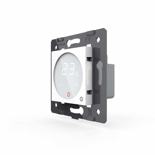 LIVOLO VL-C701TM-11-ND digitálny termostat - Biely modul