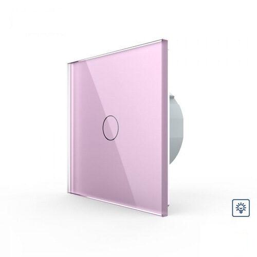 LIVOLO VL-C701D-17 Dotykový stmievač osvetlenia - Ružový