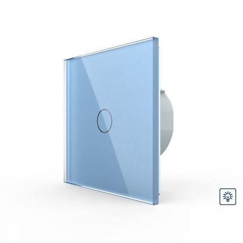 LIVOLO VL-C701D-19 Dotykový stmievač osvetlenia - Modrý