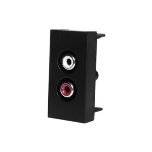 Audio konektor | Čierny