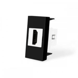 HDMI polmodul - strieborný