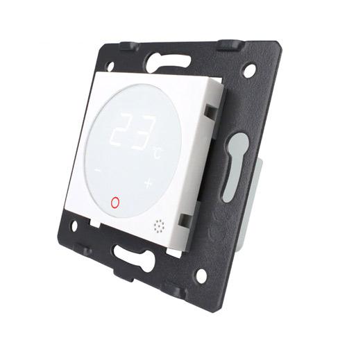 Dotykový livolo termostat, modul - biely, Revolo.sk
