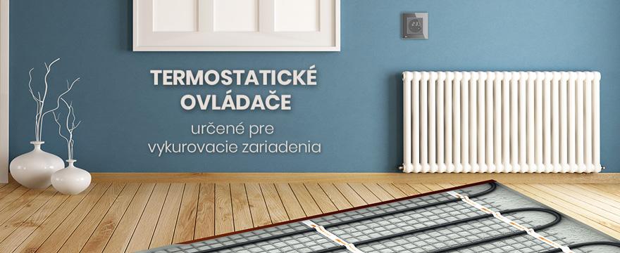 Digitálne termostaty LIVOLO - banner